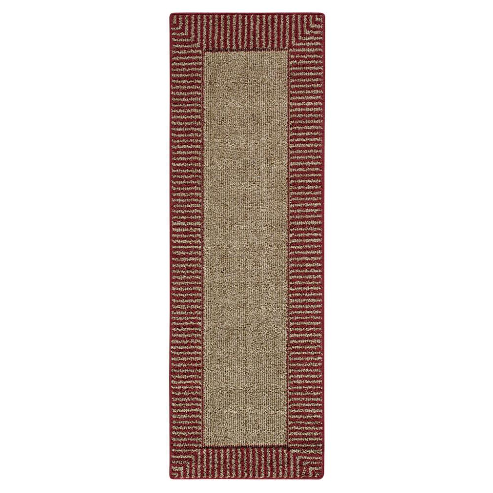 Encore Cinnamon Beige Runner Maples Rugs