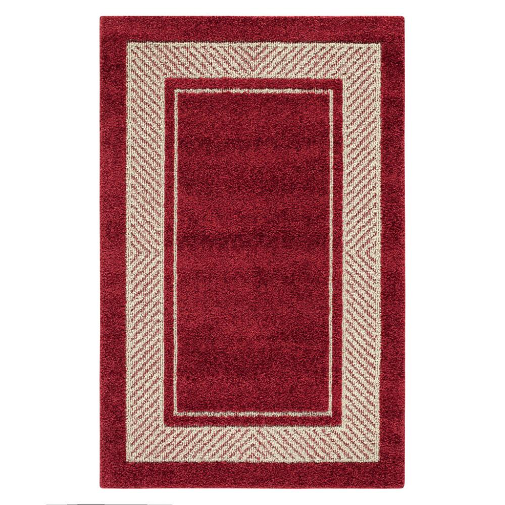 Run For The Border Red Sand Accent Rug Maples Rugs
